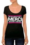 T-shirt J&M Femme n°4