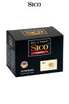 50 préservatifs Sico DRY
